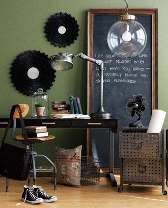 Get the Look: Schoolhouse Style