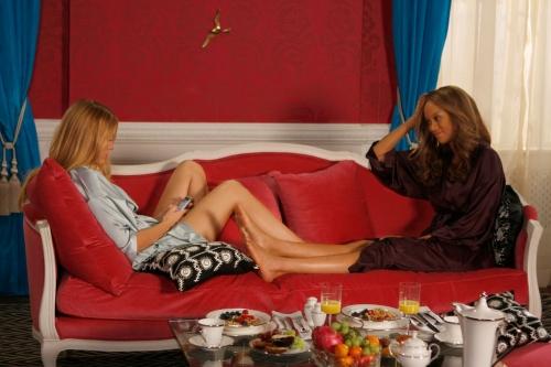 Get the Look: Red Gossip Girl Room