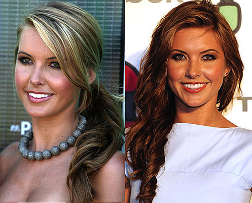 Do You Prefer Audrina as a Blonde or Brunette?