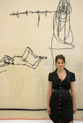 "Artist Tracey Emin: ""It Was Always About Sex, Not Money"""