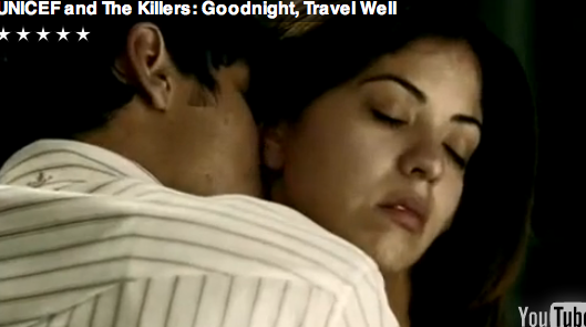 The Killers' PSA For Sex Trafficking