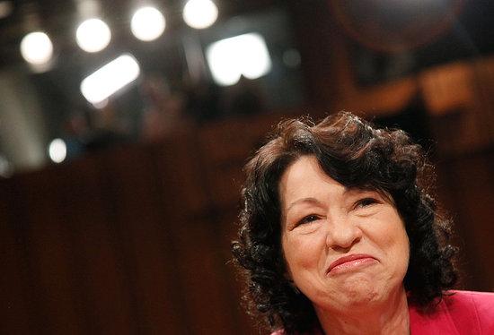 Senate Confirms Sonia Sotomayor