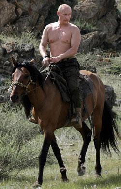 Do, Dump, or Marry? Vladimir Putin