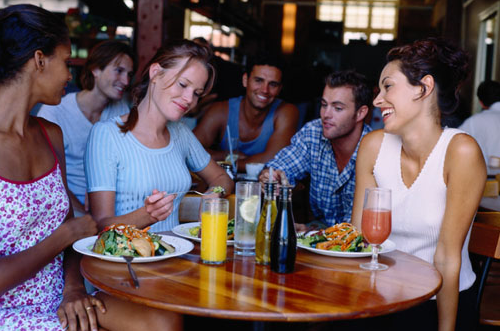 Your Personality Quirks Come Out When You Eat Out