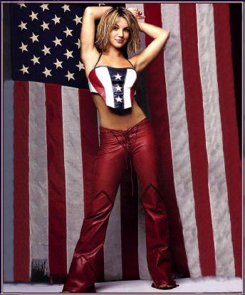 So patriotic!