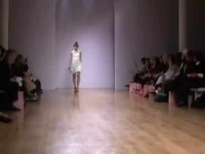 London Fashion Week: Afshin Feiz Spring 2009