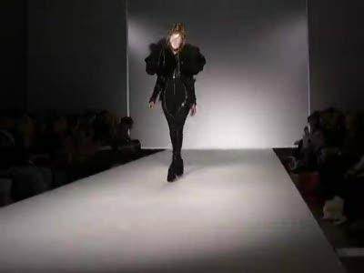 London Fashion Week: Inbar Spector Spring 2009