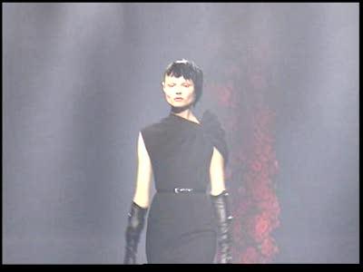 Paris Fashion Week: Lanvin Fall 2009 Video