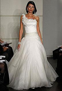 Badgley Mischka Bridal Fall 2010