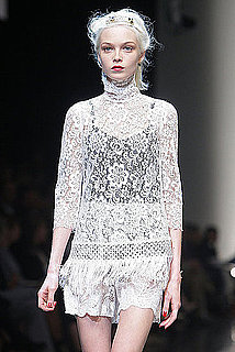 50 Unofficial Wedding Dresses from the Spring 2010 Collections