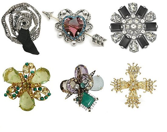 Shopping: The Brooch is Back