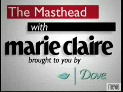 The Masthead With Marie Claire