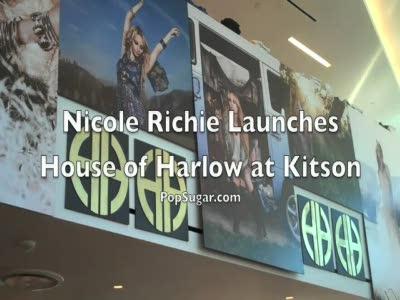 Nicole at Kitson