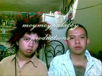 Marimar (2 guys singing funny)