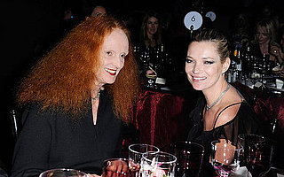 Spills and Thrills at the 2009 British Fashion Awards