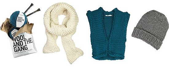 Shopping: Wool and the Gang Knits