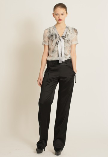Doo.Ri Introduces Printed Separates for Pre-Fall 2010