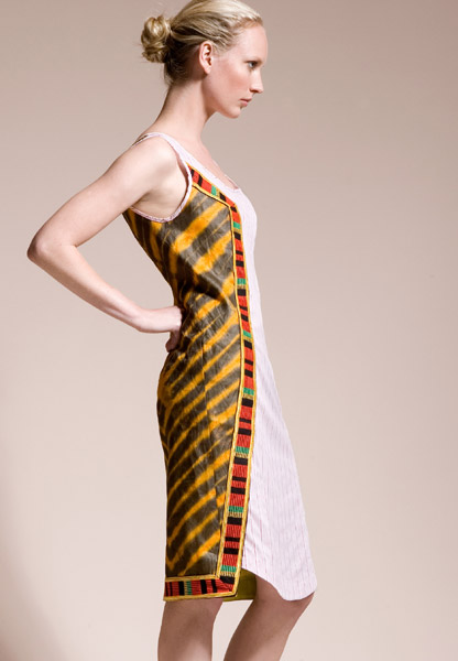 Tina Kalivas' Polyrhythm Collection is Printed and Folded to Perfection