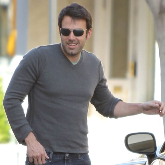 Pictures of Ben Affleck in LA