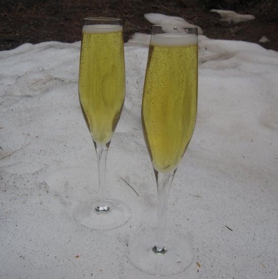 Galliano Sparkling Wine Cocktail Recipe