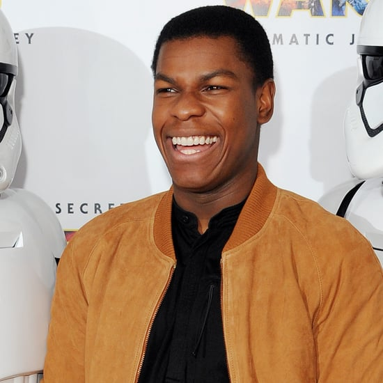 John Boyega Cutest Pictures