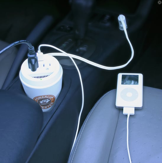 PowerCup Car Charging Station With USB Port