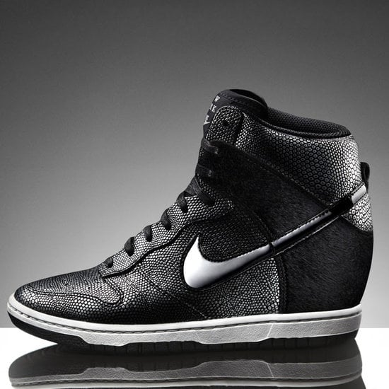 I may have to wait most of March, but I've already set a calendar alert for these Nike Dunk Sky Hi New York Edition kicks ($225), which launch online globally on March 27. I'm a sneaker addict, and this just seems like the next step down the rabbit hole. Plus, how can I resist the cool metallic-meets-reptilian-print finish? — Marisa Tom, Style & Trends associate editor