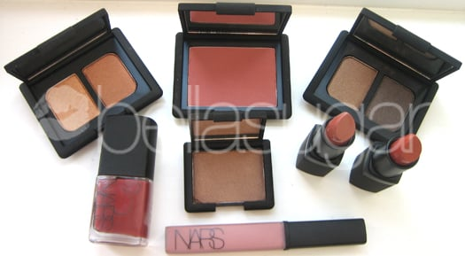 Nars Fall 2008 Collection