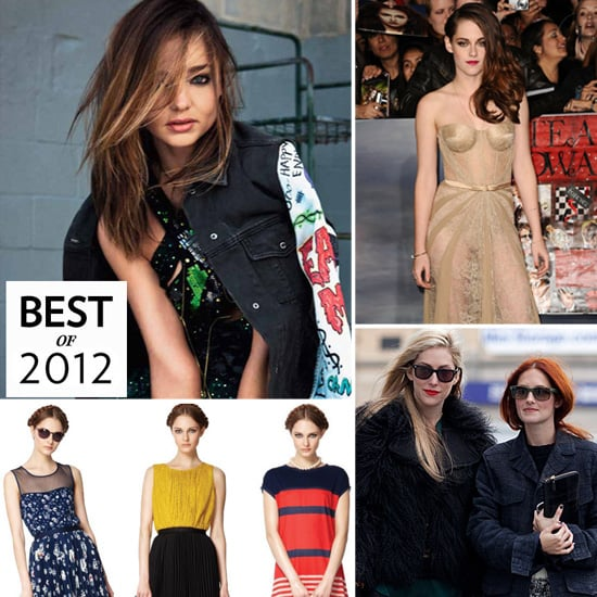 Best Fashion Moments in 2012
