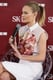 Kate Bosworth took the stage at a promotional event for her skin care line in Sydney.