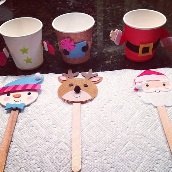 Kids Christmas Crafts