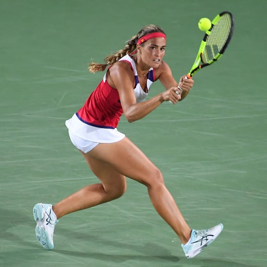 Puerto Rico's Monica Puig Wins Gold Medal at Olympics 2016