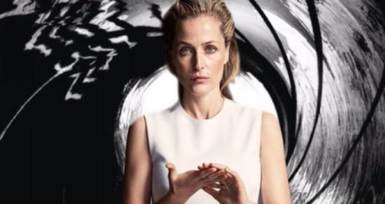 Gillian Anderson Responds to Push for Her as the Next 'Bond. Jane Bond'
