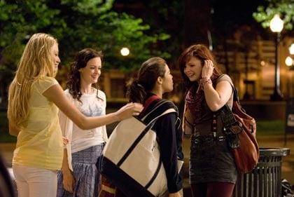 Sisterhood Style: Bridget, Lena, Carmen, Tibby