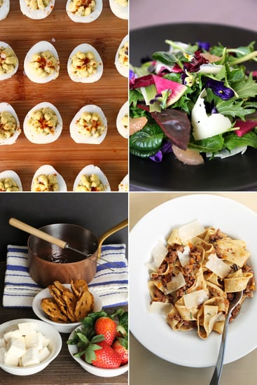 A Restaurant-Worthy Valentine's Day Menu You Can Make at Home