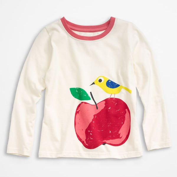 Mini Boden Fine Feathered Friends Tee
