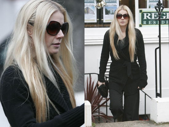Gwyneth Worried About Screwing It Up For Her Brother