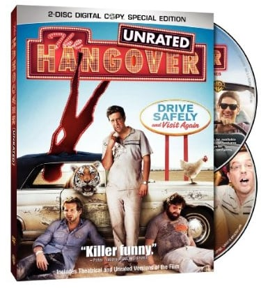 DVD Releases for Dec. 15 Include The Hangover, Inglourious Basterds, and Taking Woodstock