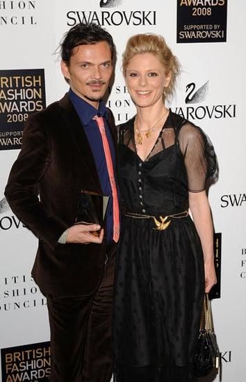 British Fashion Awards: Winners