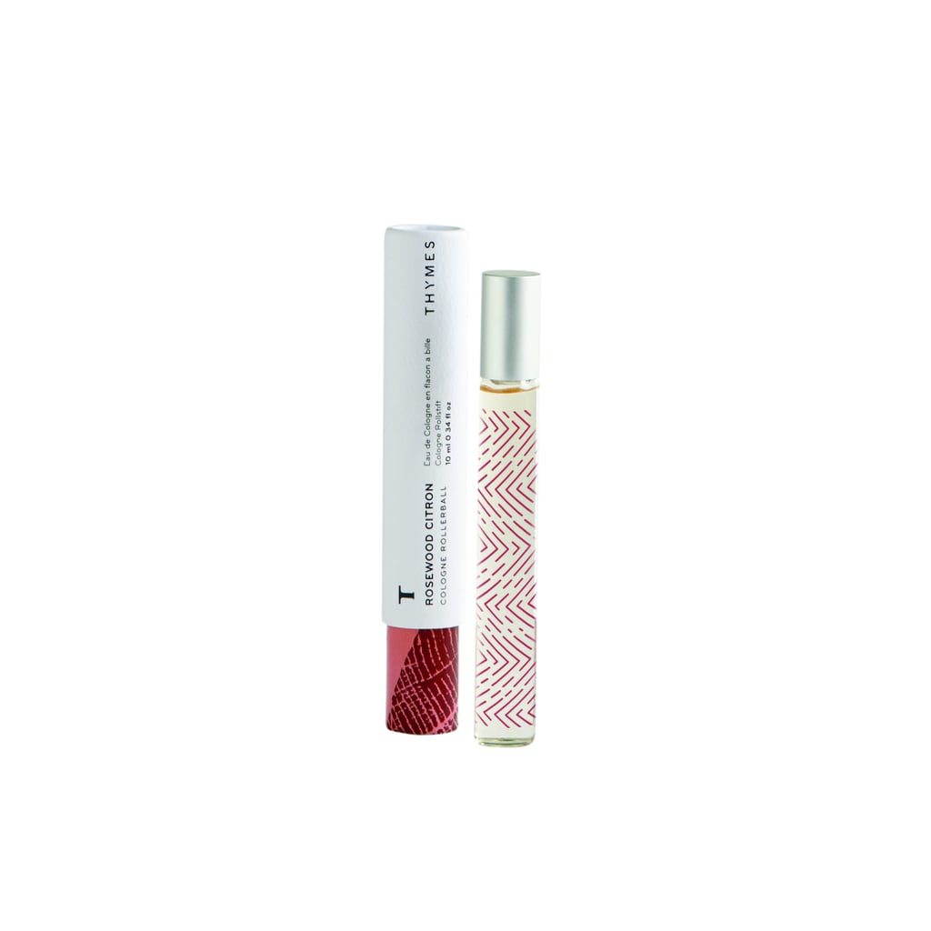 Thymes Rosewood Citron Rollerball