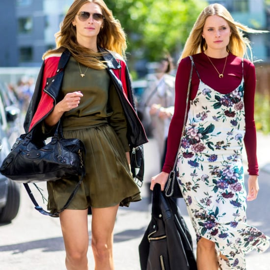 It Girl Ways To Wear Your Summer Staples Into Fall