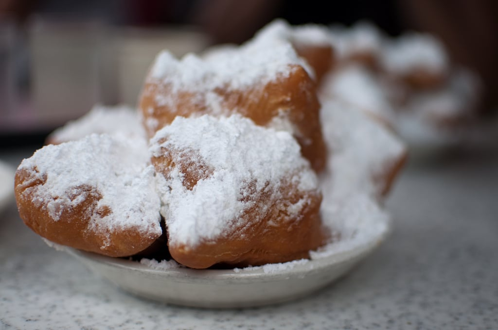 Start the Day With Beignets