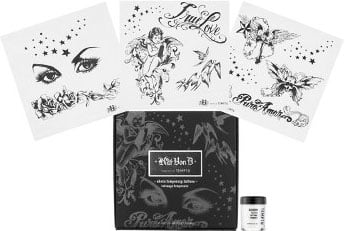 Kat Von D Adorn Temporary Tattoos Powered by TEMPTUSweepstakes Rules