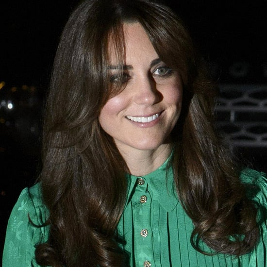 Kate Middleton Bangs Evolution