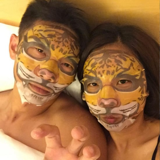 SNP Face Mask Beauty Product Review