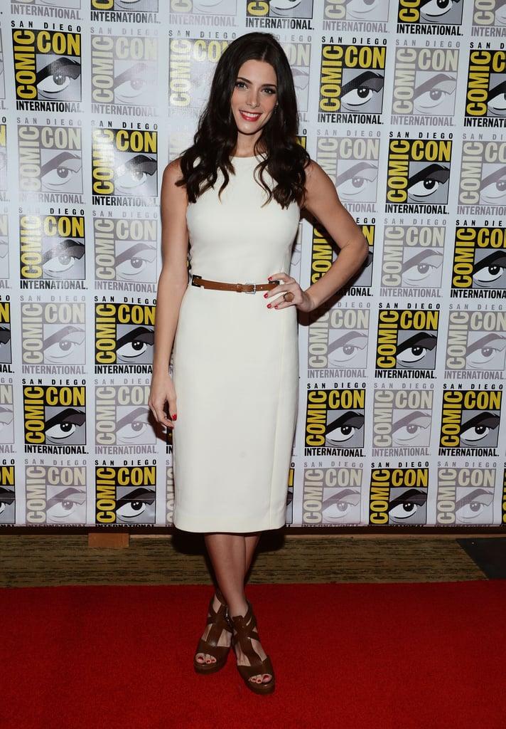 Ashley Greene at Comic-Con.