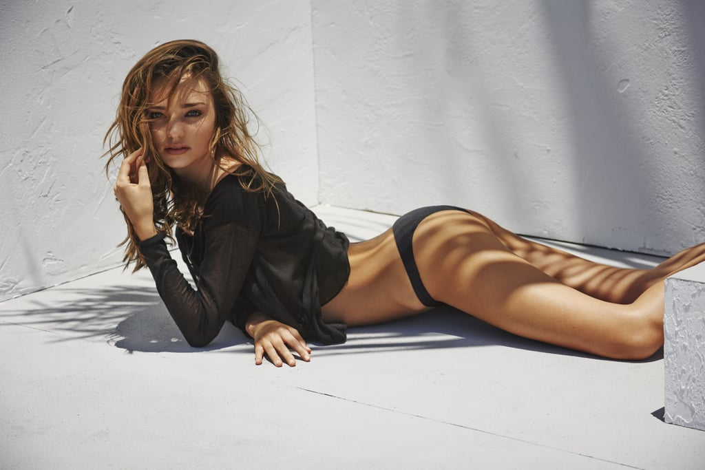 """Miranda Kerr spilled her marriage secrets to Net-a-Porter's The Edit: """"I am quite dominant in my career, so what really works for me when I come home, is to relax more into the feminine side. If you're really an alpha female, you don't allow [your partner] to have the space to feel like the man in the relationship. Maybe I am too traditional, but men feel important when you ask for their help, instead of thinking you can do it all on your own. My mistake in my relationships has been to feel that I can do it all on my own: I don't need a man. That is definitely a mistake."""" Source: Net-a-Porter.com"""