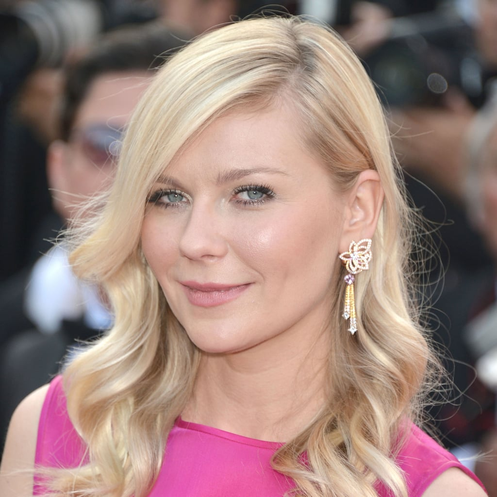 Kirsten Dunst at the On the Road Premiere