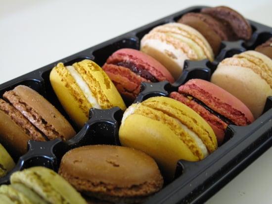 Taste Test: Starbucks Macarons