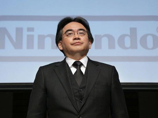 Nintendo President Satoru Iwata Dead At 55